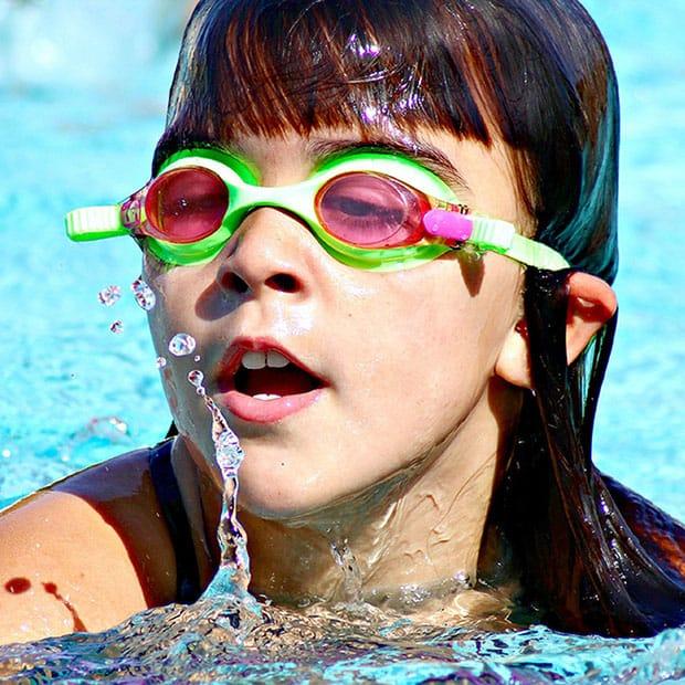 Swimming Pool Eye Safety Tips
